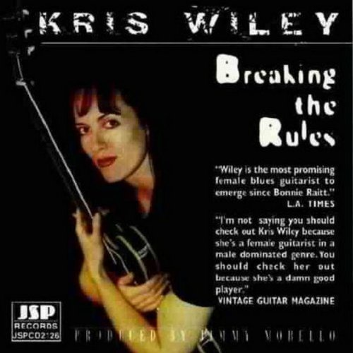 Kris Wiley Breaking The Rules Import Gbr