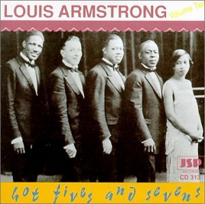 Louis Armstrong Vol. 2 Hot Fives & Sevens Import Gbr Hot Fives & Sevens
