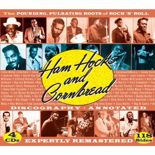 Ham Hocks & Cornbread Ham Hocks & Cornbread Import Gbr Remastered 4 CD Set