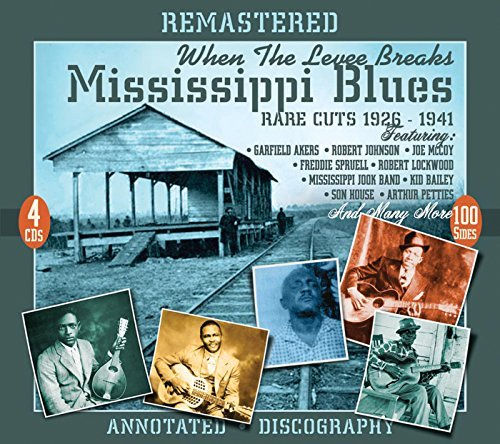 Mississippi Blues Rare Cuts 19 Mississippi Blues Rare Cuts 19 Remastered 4 CD