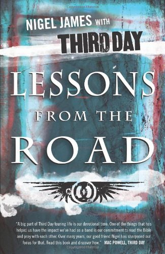 Nigel James Lessons From The Road