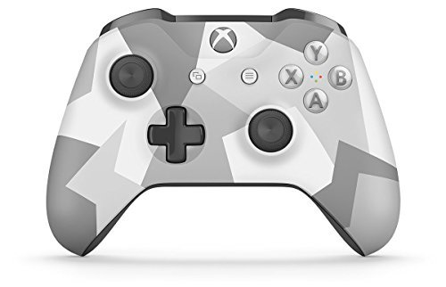 Xbox One Accessory Controller Winter Forces (limited Edition)