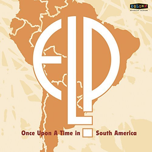 Emerson Lake & Palmer Once Upon A Time In South America Lp