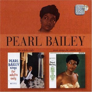 Pearl Bailey Sings Songs For Adults More So Import Gbr