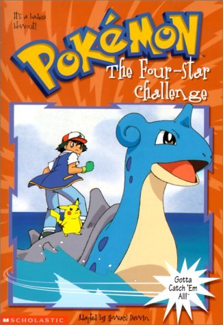 Howard Derwin The Four Star Challenge Pokemon Chapter Book #11