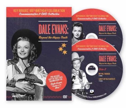 Evans Dale Dale Evans Beyond The Happy Trails Roy Rogers'