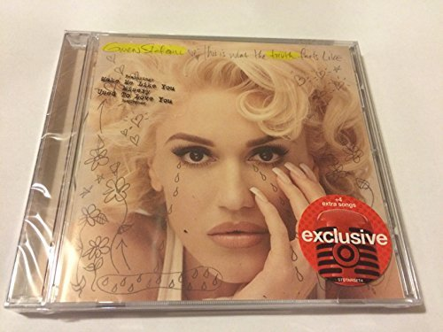Gwen Stefani This Is What The Truth Feels Like Deluxe Edition