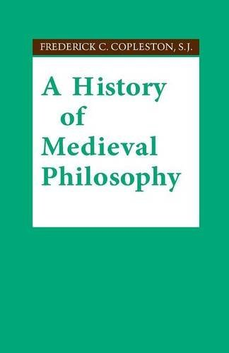 Frederick C. Copleston History Of Medieval Philosophy