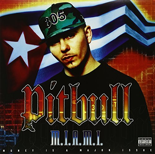 Pitbull M.I.A.M.I. (money Is A Major I Explicit Version 2 Lp Set