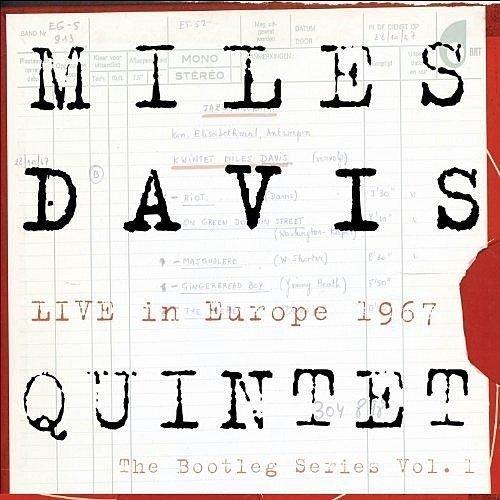 Miles Davis/Vol. 1-Miles Davis Quintet-Liv@Import-Eu