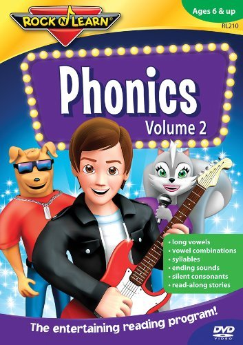 Rock'n Learn Phonics 2 Nr