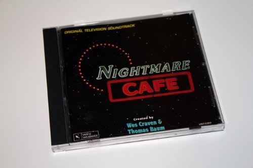 Nightmare Cafe Soundtrack Music By J. Peter Robinson