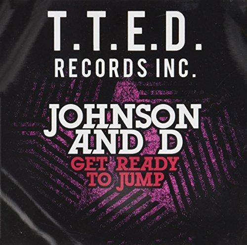 Johnson & D/Get Ready To Jump@Cd-R
