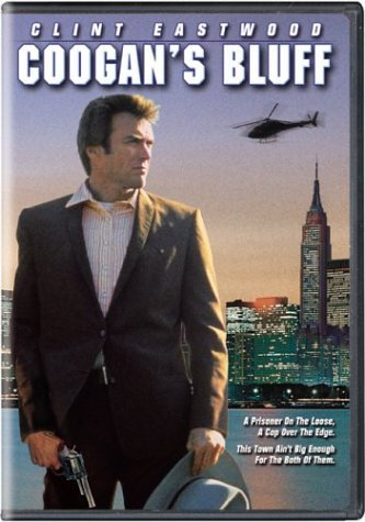 Coogan's Bluff Eastwood Cobb Clark Sterling DVD R
