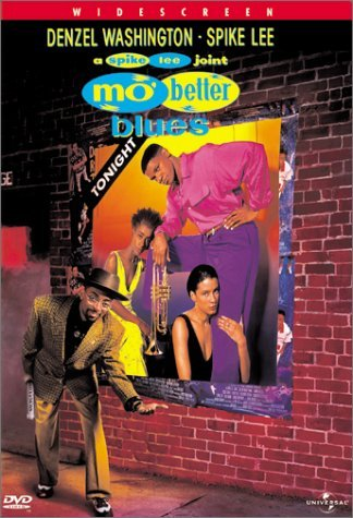 Mo' Better Blues Washington Lee Snipes Ws R