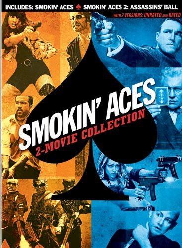 Smokin Aces 2 Movie Collection Smokin Aces 2 Movie Collection Ws Nr 2 DVD
