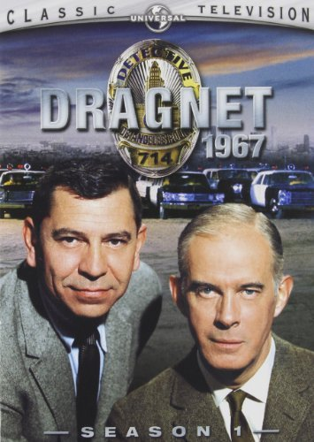 Dragnet Season 1 DVD Nr