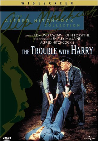 Trouble With Harry Forsythe Gwenn Natwick Clr Cc Aws Spa Dub Fra Sub Nr