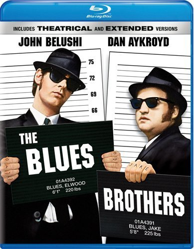 Blues Brothers Belushi Aykroyd Blu Ray Ws R