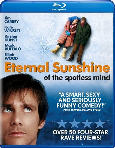 Eternal Sunshine Of The Spotless Mind Carrey Winslet Dunst Blu Ray R