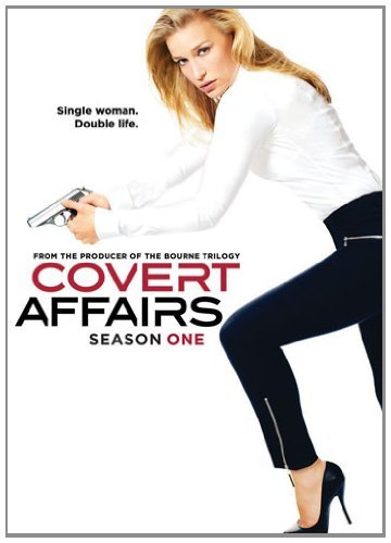 Covert Affairs Season 1 DVD Nr Ws