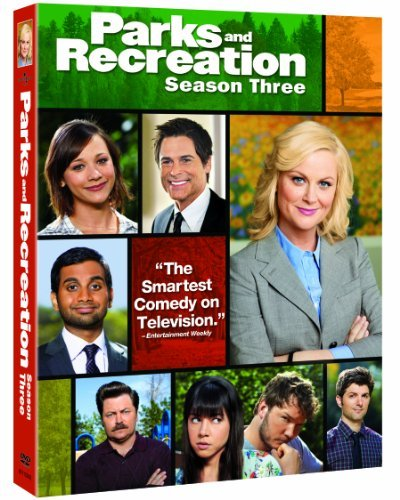 Parks & Recreation Season 3 DVD Nr 3 DVD