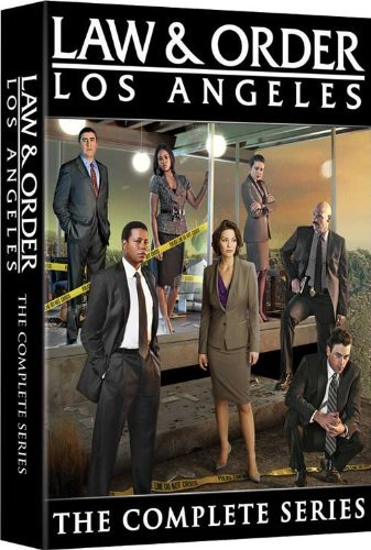Law & Order Los Angeles Complete Series Aws Nr 5 DVD