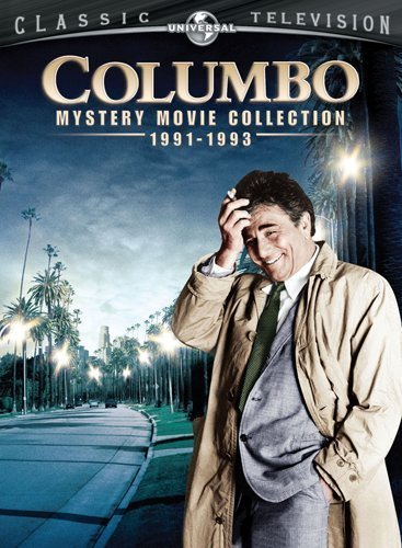 Columbo Mystery Movie Tv Coll. 1991 93 Nr