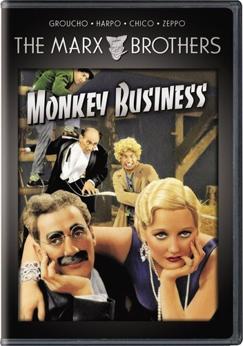 Monkey Business Marx Brothers Nr
