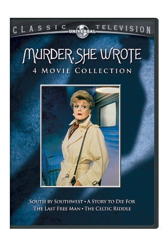 Murder She Wrote 4 Movie Collection Nr 2 DVD