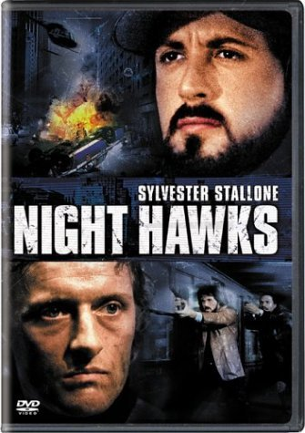 Nighthawks Stallone Wagner Williams Hauer Ws Snap R