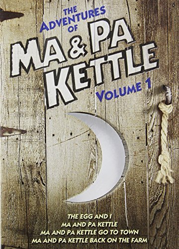 Adventures Of Ma & Pa Kettle Vol. 1 Nr 2 DVD
