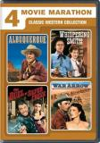 Classic Western Collection 4 Movie Marathon Nr 2 DVD