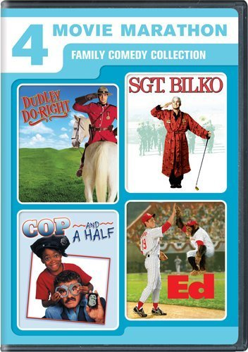 Family Comedy Collection 4 Movie Marathon Ws Pg 2 DVD