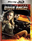 Drive Angry Cage Heard Lussier Blu Ray Ws 3d Incl. 2d R