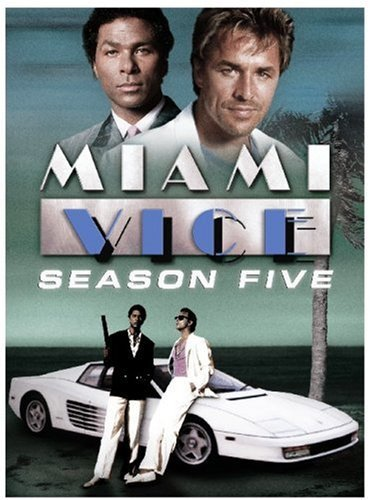 Miami Vice Season 5 Nr 5 DVD