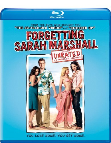 Forgetting Sarah Marshall Segel Bell Brand Kunis Blu Ray Aws Snap R Incl. DVD & Tech 30 Day Free