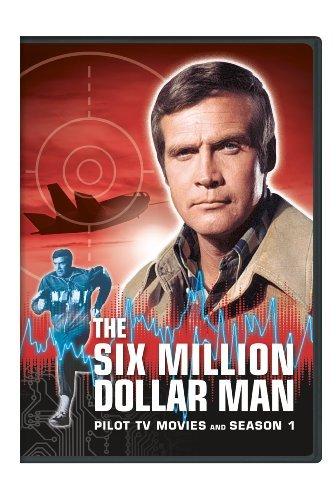 Six Million Dollar Man Season 1 DVD Nr 6 DVD