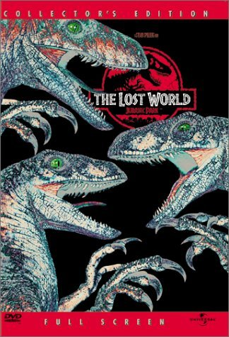 Jurassic Park Lost World Goldblum Moore Attenborough Clr Cc 5.1 Keeper Pg13 Coll. Ed.