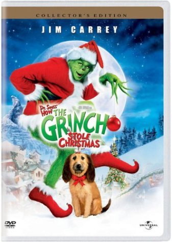 How The Grinch Stole Christmas (2000) Carrey Tambor Baranski Momsen