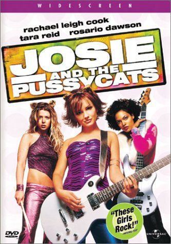 Josie & The Pussycats Cook Dawson Reid Cumming Posey Pg13