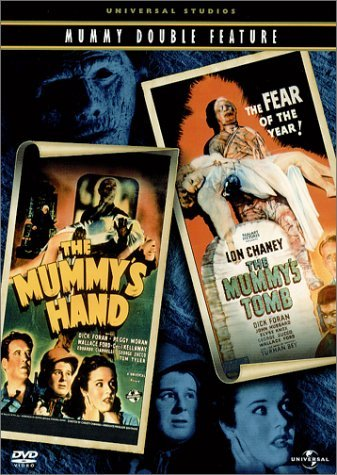 Mummy's Hand Mummy's Tomb Foran Chaney Jr. Bw Cc Fra Sub Nr 2 On 1