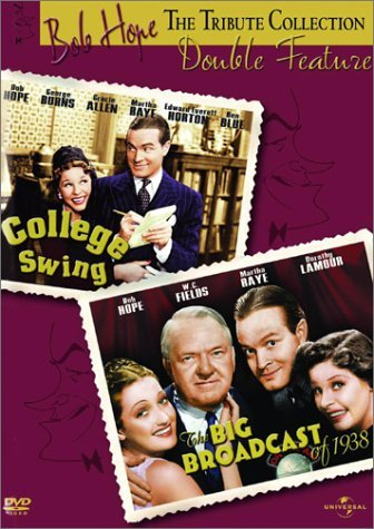College Swing + Big Broadcast Of Double Feature Nr 2 On 1