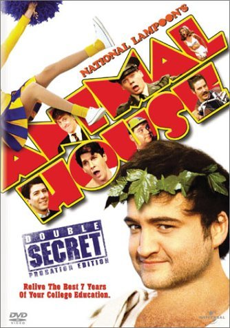Animal House Belushi Matheson DVD R Ws