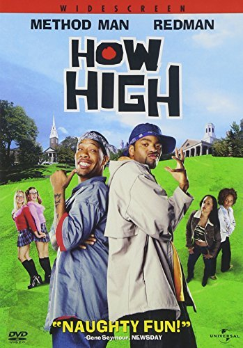 How High Method Man Redman Babatunde DVD R Ws