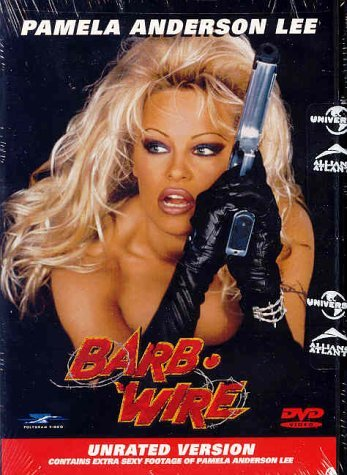 Barb Wire Anderson Morrison Noseworthy DVD Nr