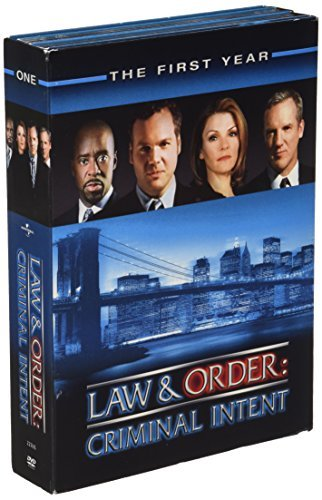Law & Order Criminal Intnet Un First Year Clr Nr