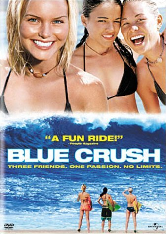 Blue Crush Bosworth Rodriguez Lake Boorem Clr Pg13 Coll. Ed.