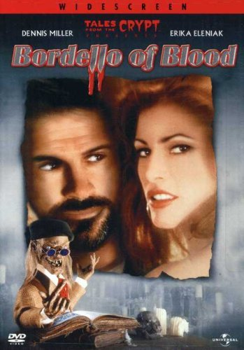 Bordello Of Blood Miller Eleniak DVD R