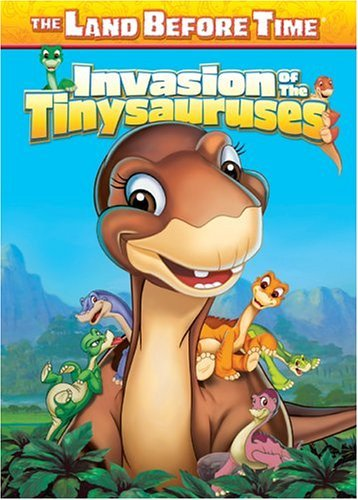 Land Before Time 11 Invasion Of The Tinysauruses Clr G